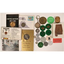 Dealer Special Tokens & Medals Collection  (116482)