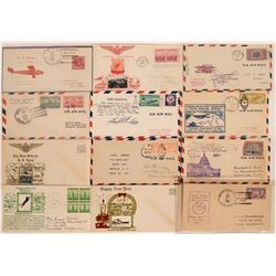 Air Mail -Military U.S. Navy and Coast Guard   (115678)