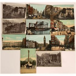 Ireland - vintage postcards  (115674)