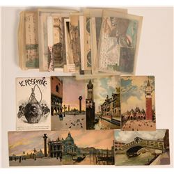 Italian postcards Early 1900s  (115672)