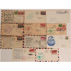 U.S. Air Force Military Post Cards 1929-1957  (115676)