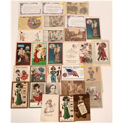 Women's Right to Vote / Suffrage Postcards  (115601)
