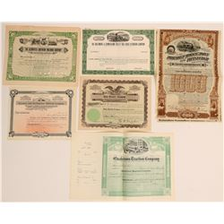 Pennsylvania RR stock/bond  (114637)