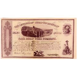 The Huntingdon & Broad Top Mountain Rail Road & Coal Co.  (109986)