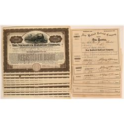 Stocks/Bonds Massachusetts RR  (115834)
