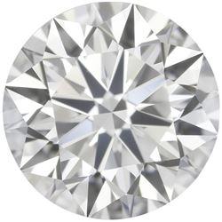 AFRICAN VVS2-VS1 - E-F - *Round* PRECISION CUT Finest Diamond Melee