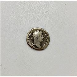 Hadrian 117-138 A.D - Silver Denarius