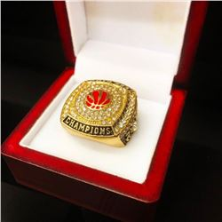 2019 Toronto Raptors NBA Championship Ring - Leonard Edition