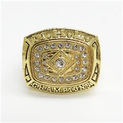 1978 Montreal Canadiens Stanley Cup Championship Ring - Yvan Cournoyer