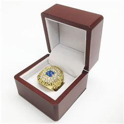 2009 North Carolina Tarheels ACC NCAA Championship Ring