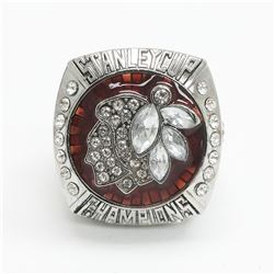 2013 Chicago Blackhawks Stanley Cup Championship Ring - Jonathon Teows