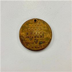 1837-1897 Queen Victoria token