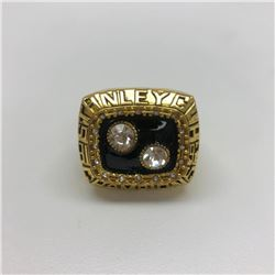1992 Pittsburgh Penguins Stanley Cup Championship Ring - Bryan Trottier