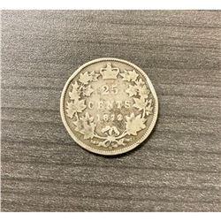 1972 25 Cents - Victoria