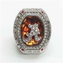 2014 Alabama Crimson Tide NCAA Football SEC Championship Ring - Amari Cooper