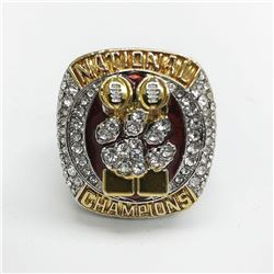 2018 Clemson Tigers NCAA Football National Championship Ring - Dabo Swinney