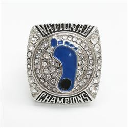 Redemption Back To Back North Carolina Tarheels NCAA ACC Championship Ring