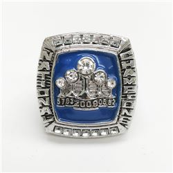 2009 North Carolina Tarheels NCAA ACC Championship Ring