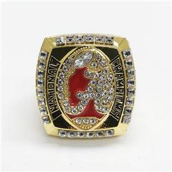 2011 Alabama Crimson Tide NCAA Football Championship Ring - Nick Saban