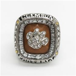 2015 Clemson Tigers NCAA Football National Championship Ring - Mike Briglin