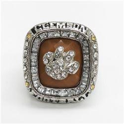 2015 Clemson Tigers NCAA Football National Championship Ring - Mike Briglin