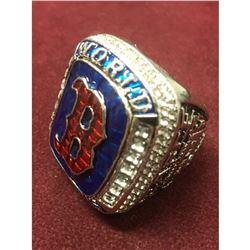 Boston Redsox 2018 World Series MVP Steve Pearce Championship Ring