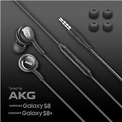 Samsung Galaxy S8 Earphones, Tuned By AKG