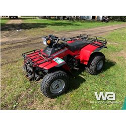 1984 HONDA TRX200 ATV