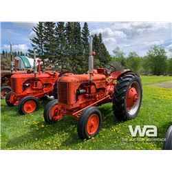 CASE DC4 TRACTOR