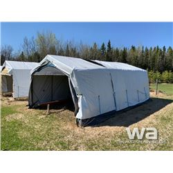 10 X 24 FT. PORTABLE SHED