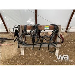 STOCKMAN'S STALLMAKER SINGLE DRIVING HARNESS