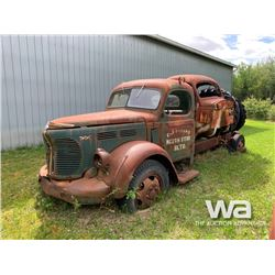 REO SPEEDWAGON S/A TRUCK FOR PARTS