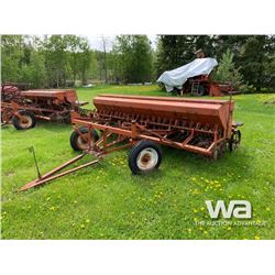 IHC 100 12 FT. DISC SEED DRILL