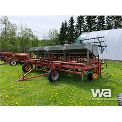 MORRIS 8018 SEED RITE HOE DRILL