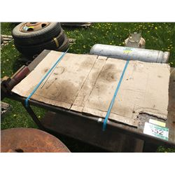 WELDING TABLE & VISE