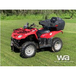 SUZUKI KING 400FS QUAD ATV