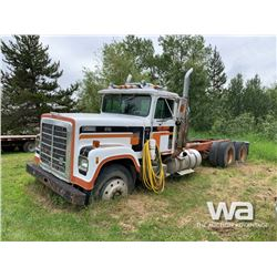 1980 IHC 4300 T/A TRUCK TRACTOR