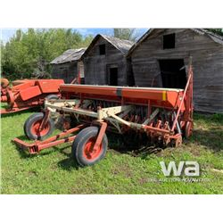MELROE 12 FT. SEED DRILL