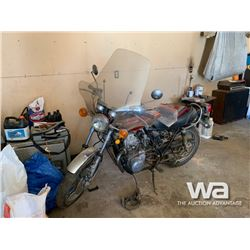 1974 KAWASAKI 400 MOTORCYCLE
