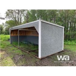 10 X 30 FT. SHED