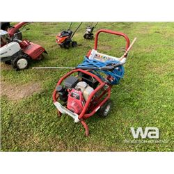 POWER MATE 3000 PSI PRESSURE WASHER