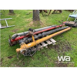 (2) DRILL FILL AUGERS