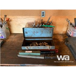 SOCKETS, WRENCHES,  CASES