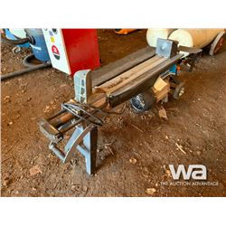 "5 TON 20"" LOG SPLITTER"
