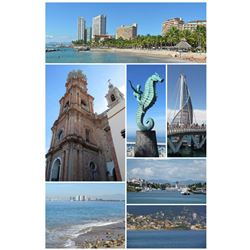 Puerto Vallarta Mexico 5 Days & 4 Nights for Two People