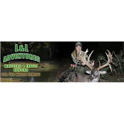 Texas Whitetail & Exotic Combo Hunt for 2 Hunters