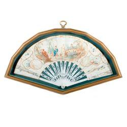 18th century fan.
