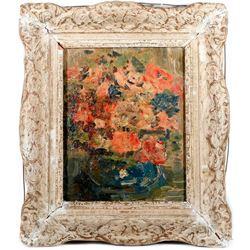 Impressionist still life.