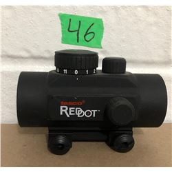 TASCO RED DOT 1 X 30 SCOPE