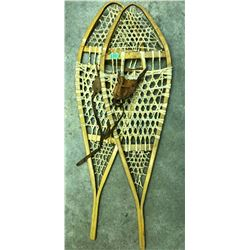 RAW HIDE SNOWSHOES - 14 X 48